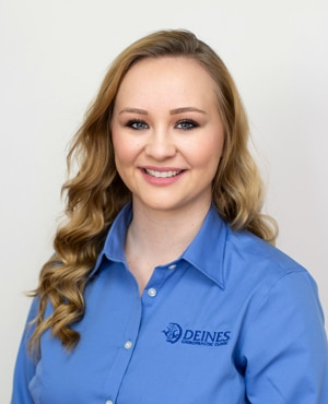 Chiropractic Sheridan WY Kenzie Chivers-Fortman Chiropractic Assistant